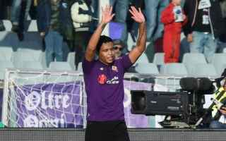 Serie A: fiorentina firenze muriel video calcio