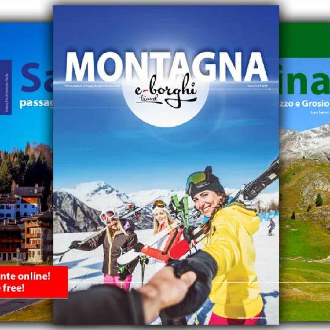 viaggi  borghi  montagna  rivista