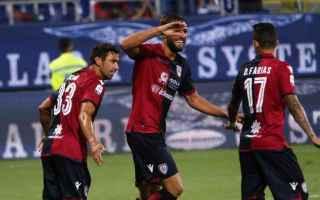 Serie A: sassuolo cagliari streaming
