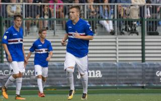 Serie minori: sampdoria juventus video gol calcio