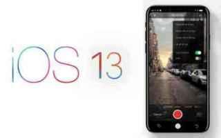 iPhone - iPad: ios 13 iphone ipad ipod
