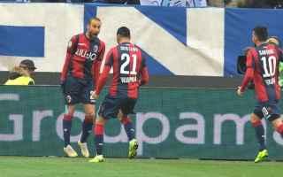 Serie A: bologna frosinone streaming