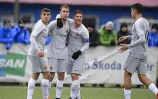 Serie minori: sassuolo roma video gol calcio