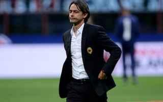 Serie A: bologna  inzaghi  esonero