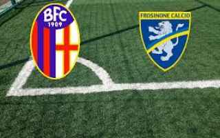 Serie A: bologna frosinone video gol calcio