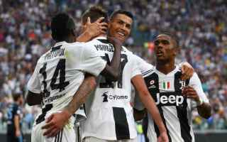 Serie A: lazio juventus streaming