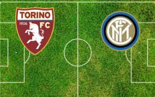 Serie A: torino inter video gol calcio