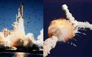 Astronomia: space shuttle  challenger  oggi  video  disastro
