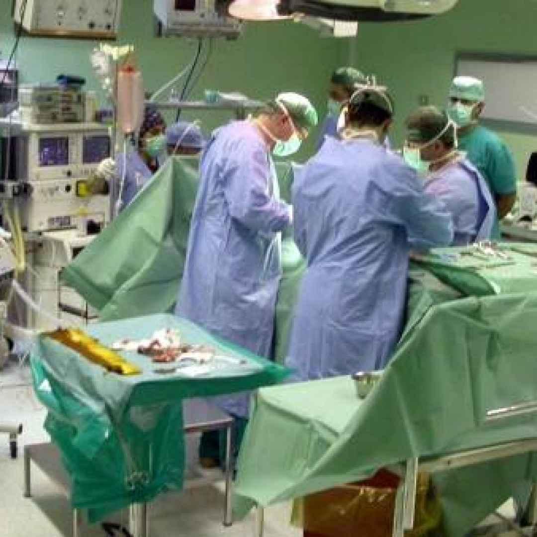 bambini  intervento chirurgico