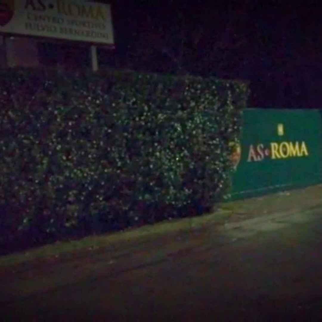trigoria roma calcio squadra tifosi
