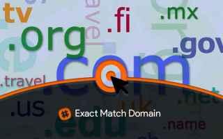 Vari anni fa, era pratica comune acquistare degli exact match domain da caricare con contenuti poco