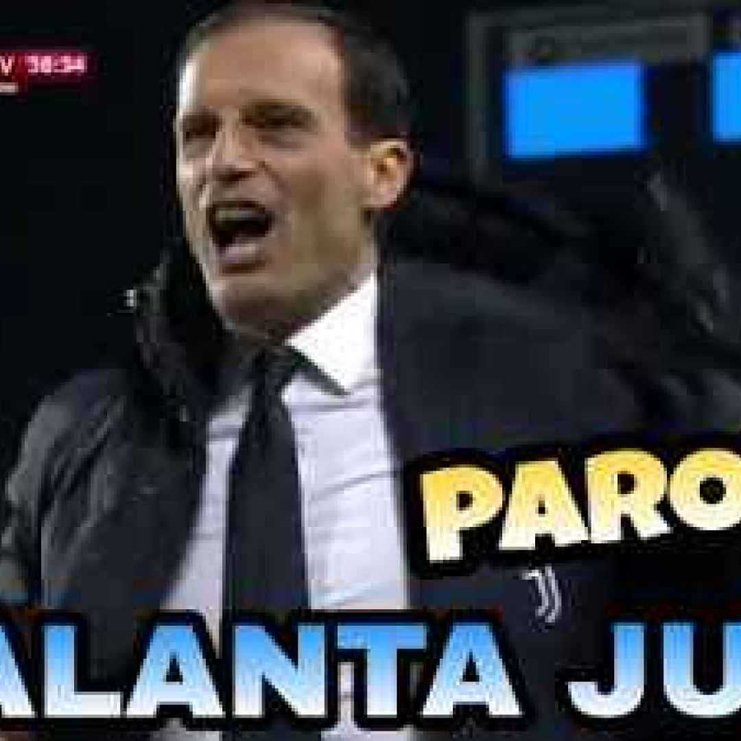 atalanta juventus video calcio gol