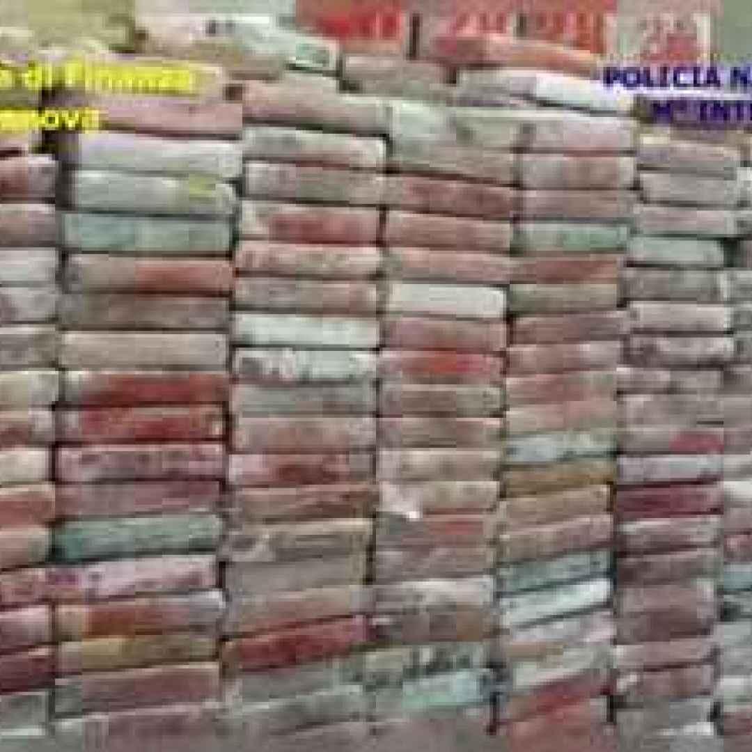 cocaina video droga porto genova