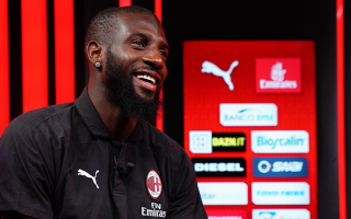 Serie A: milan video intervista bakayoko calcio