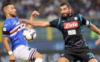 Serie A: napoli sampdoria streaming