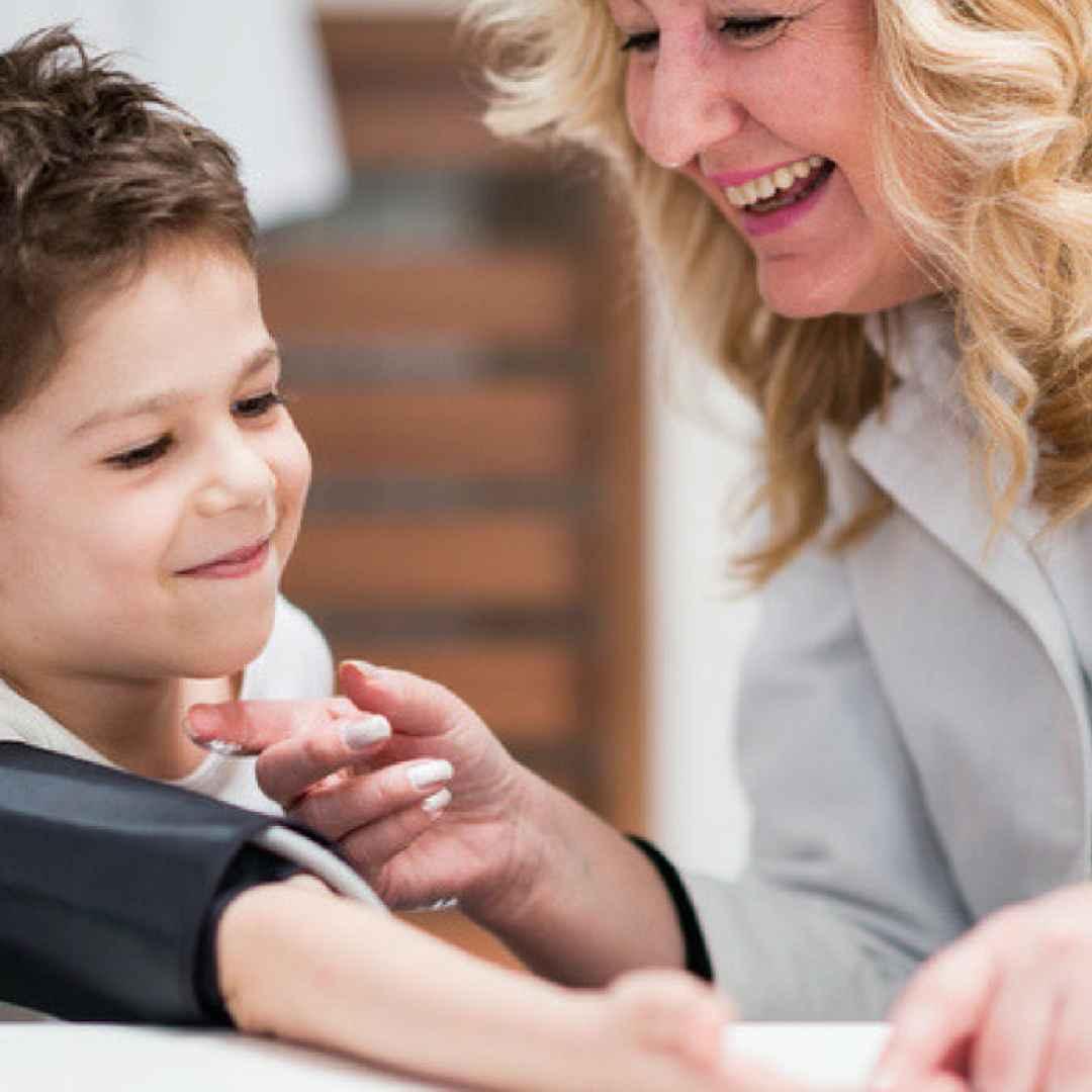 bambini  pressione-alta  obesità