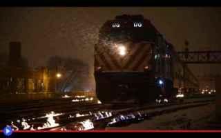 dal Mondo: treni  ferrovia  trasporti  tecnologia