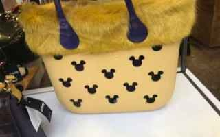 Moda: borsa  o bag  mickey mouse  disney