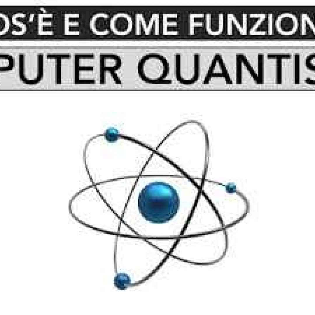 computer quantistico video info