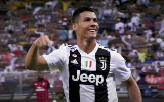Serie A: ronaldo cr7 juventus juve video