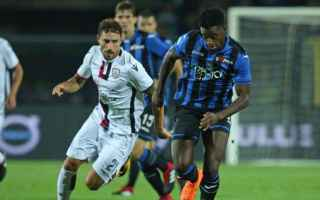 Serie A: cagliari atalanta streaming