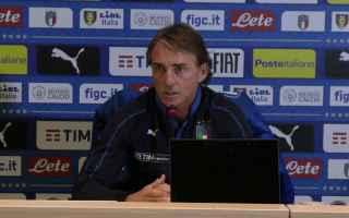 Nazionale: italia azzurri video mancini calcio