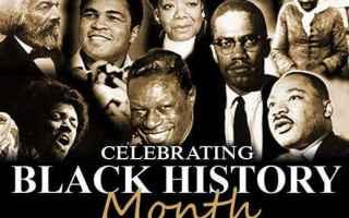 dal Mondo: black history month  kama  africa
