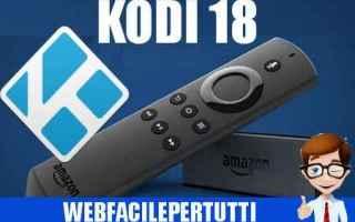 kodi   amazon fire tv stick