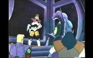 Anime: sigla  cartoni  anime  20000 leghe nello spazio