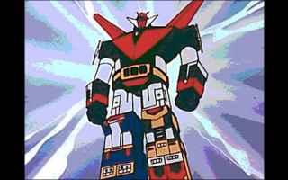 Anime: godsigma  robot  anime  sigla  cartoni