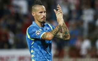 napoli hamsik cina calcio video
