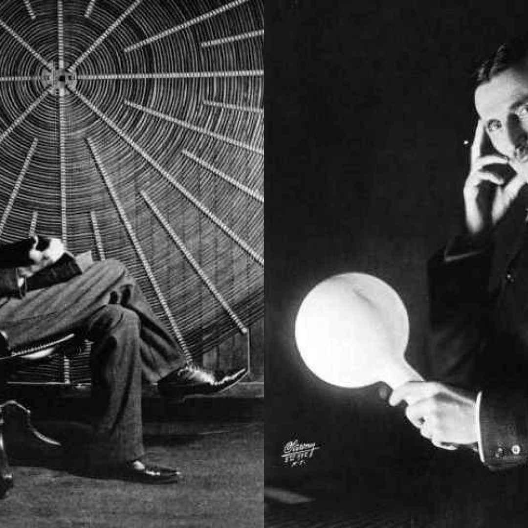 La storia di Nikola Tesla e perchè ha inventato il nostro futuro