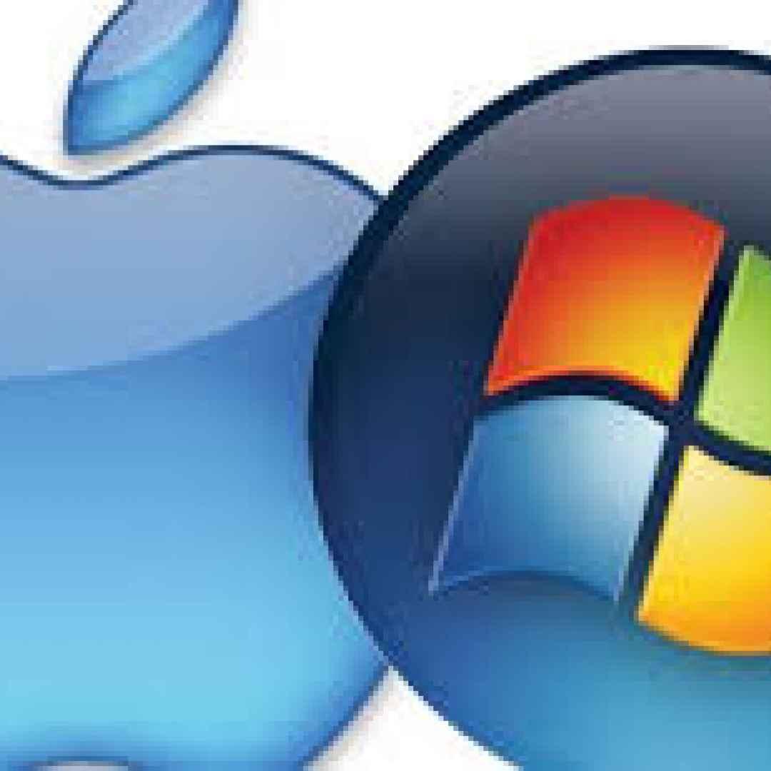 La scelta del marchio di un computer è sempre sinonimo di affidabilità?Analizziamo Mac a confronto con Windows.
