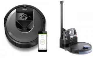 Gadget: aspirapolvere smart