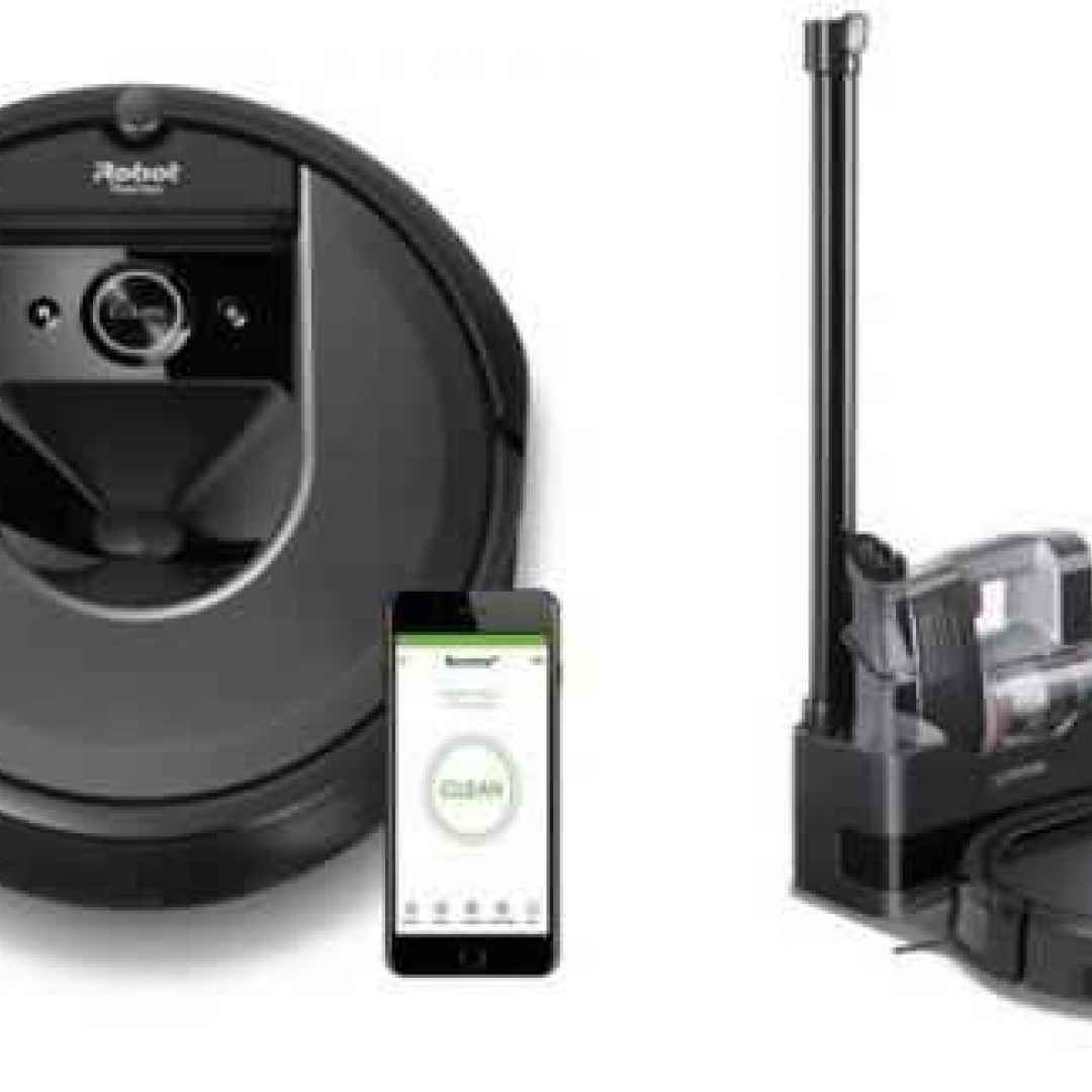 In arrivo i nuovi aspirapolveri smart iRobot Roomba i7+ ed Ecovacs Deebot PRO930