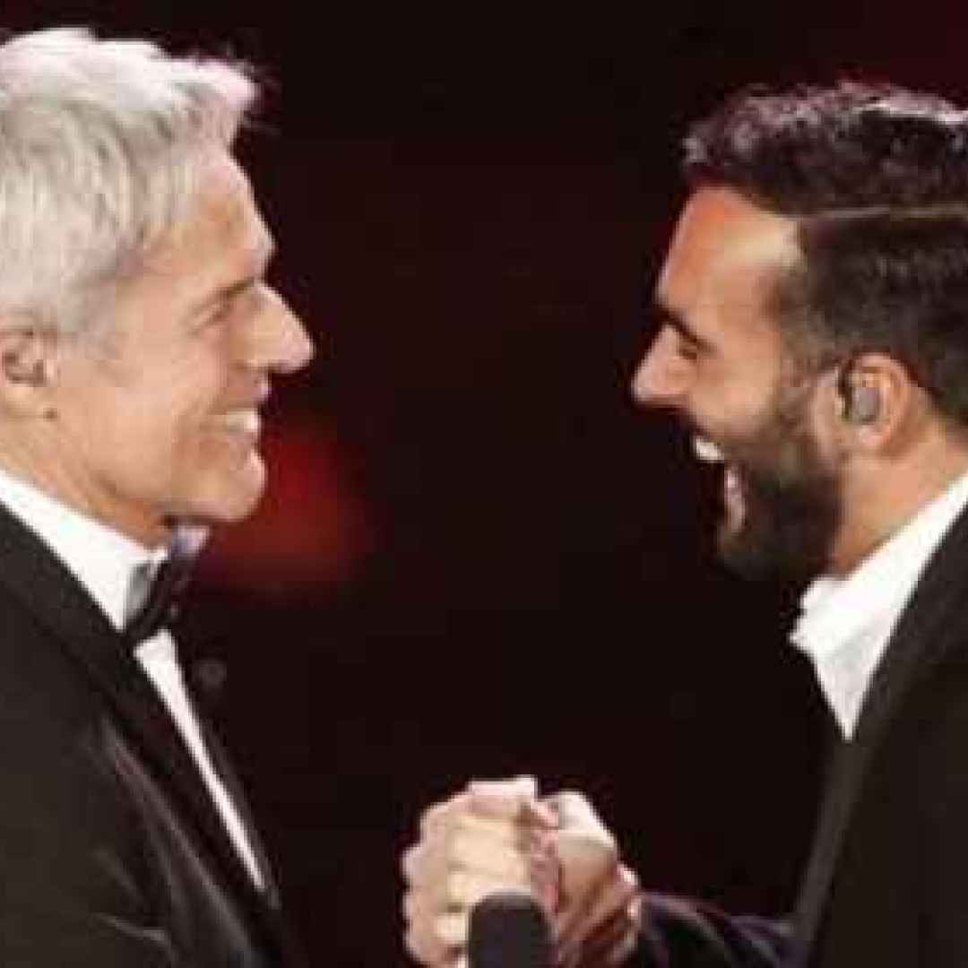 Marco Mengoni incanta a Sanremo 2019