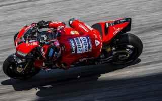 MotoGP: motogp  sepangtest  ducati  dovizioso