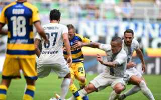 Serie A: parma inter streaming