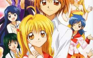 Anime: mermaid melody  principesse sirene  sigla