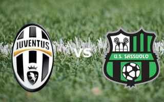 Serie A: juventus  sassuolo