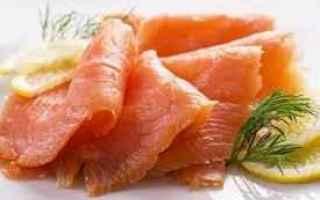 Alimentazione: conservanti  salmone-affumicato
