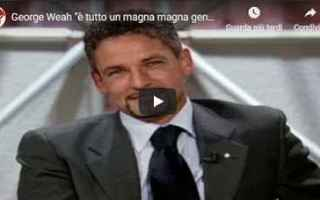 Serie A: weah baggio video calcio tv