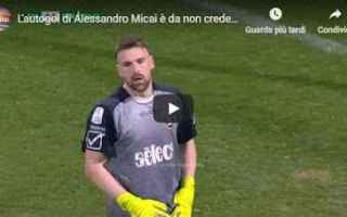 Serie B: salernitana benevento video calcio