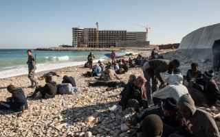 migranti  oms  libia