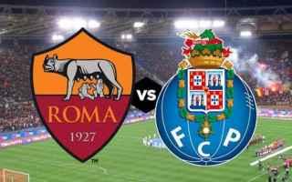 Champions League: roma  porto