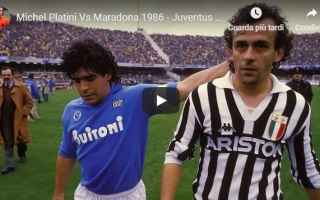 Serie A: juventus napoli video gol calcio