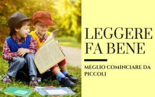 Libri: leggere  bambini  adolescenti