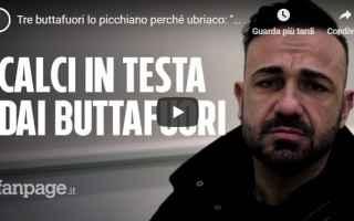 Napoli: battipaglia  salerno  video  cronaca  ferito