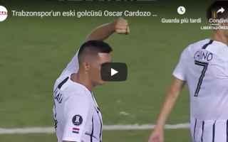 paraguay bolivia video gol calcio