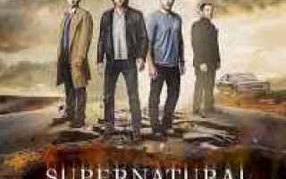 Serie TV : Supernatural: la 13.ma stagione su Rai4
